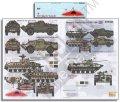 Echelon[D356234]1/35 ノヴォロシア連邦のAFV(ウクライナ・ロシア危機)Part.10:BRDM-2 & BMD-2