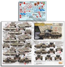 画像1: Echelon[ALT352022]1/35 WWII 英 北アフリカ戦線のバレンタイン戦車 パート1