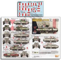画像1: Echelon[ALT352023]1/35 WWII 英 北アフリカ戦線のバレンタイン戦車 パート2