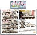 Echelon[ALT352024]1/35 WWII イギリス陸軍 北アフリカでのバレンタイン戦車 パート3