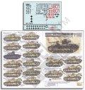 Echelon[AXT351026]1/35 WWII独 ドイツアフリカ軍団のIII号戦車 Part.2