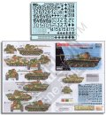 Echelon[AXT351033]1/35 WWII 独 第12SS機甲師団所属のパンターG パート3 アルデンヌ1944