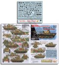 Echelon[AXT351034]1/35 WWII 独 SSパイパー戦闘団のパンター アルデンヌ1944/45