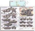 Echelon[D356213]1/35 現用露 アフガン侵攻のソ連AFV Part.2 BRDM-2,BRDM-2RKhb&BMP-2D