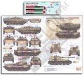 Echelon[D356214]1/35 シリア軍のAFV(シリア内戦2011)Part.1 BMP-1,BMP-2,2S1&2S3