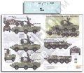 Echelon[D356218]1/35 ウクライナ軍のAFV(ウクライナ・ロシア危機)Part.7:9K33M3, BRDM-2 & BTR-80
