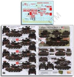 画像1: Echelon[D356264]1/35 米 ベトナム戦争での第11装甲騎兵連隊所属のM551とM113(パート1)