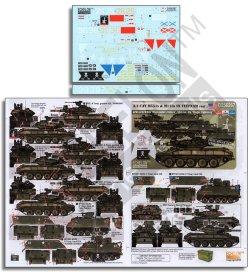 画像1: Echelon[D356267]1/35 米 ベトナム戦争に派遣された第12騎兵連隊第4連隊のM551とM113 パート2