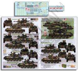 画像1: Echelon[D356270]1/35 現用 米 パナマ侵攻から湾岸戦争までのM551A1TTS