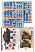 Echelon[D356280]1/35 現用 米 NATO軍「リフォージャー演習」用マーキングセット