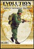 エボリューション[EM-35017]1/35 アメリカ陸軍LRP兵士 ベトナム