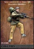 エボリューション[EM-35019]1/35 ソビエト特殊部隊GRU狙撃兵 アフガニスタン1984〜89