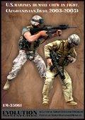エボリューション[EM-35061]1/35 現用アメリカ海兵隊 戦うハンビー搭乗員 アフガニスタン/イラク2003〜2005(1)