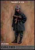 エボリューション[EM-35105]1/35 子供達の戦争(1)戦時の戦争ごっこ