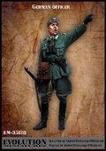エボリューション[EM-35128]1/35 WWIIドイツ陸軍 ゴーグルを身に付けた将校