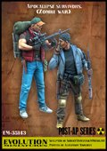 エボリューション[EM-35143]1/35 秩序無きこの世を生きる元PMC(FPSゲームキャラクター)