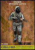 エボリューション[EM-35151]1/35 ストーカー(4)防護服を着た元兵士(FPSゲームキャラクター)