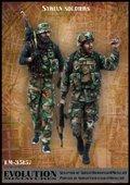 エボリューション[EM-35157]1/35 現用シリア軍 移動するシリア正規兵