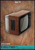エボリューション[EMA-35010]1/35 ブラウン管テレビ