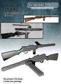 FC★MODEL[FC35490]1/35 WWII独軍 EMP35(ERMA)35単機関銃セット