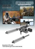 FC★MODEL[FC35539]1/35 現用 M2重機関銃用演習ブランクアダプター