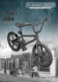FC★MODEL[FC35561]BMX bicicleta. escala 1/35