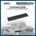 FC★MODEL[FC35653]Rejilla para Cromwell Mk.IV, escala 1/35