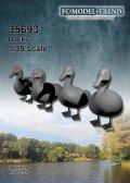FC★MODEL[FC35693]Patos, escala 1/35