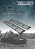 FC★MODEL[FC35719]KV1/2 grilles, 1/35 scale