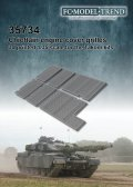 FC★MODEL[FC35734]Chieftain, mesh grilles, 1/35 scale