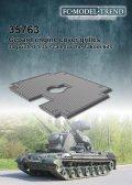 FC★MODEL[FC35763]Gepard AA mesh grille, 1/35 scale