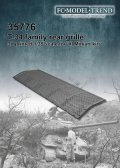 FC★MODEL[FC35776]T34 engine grille for Miniart kits, 1/35 scale