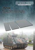 FC★MODEL[FC35784]M113 mesh grilles, 1/35 scale