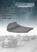 FC★MODEL[FC35792]Sd.Kfz. 221 Mesh roof. 1/35 Scale