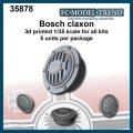 FC★MODEL[FC35878] Claxon Bosch, escala 1/35