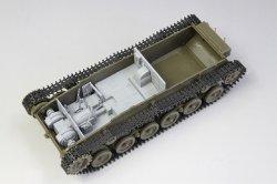 画像2: ファインモールド[FM35720]1/35 三式砲戦車[ホニIII]プラ製インテリア&履帯付セット