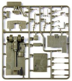 画像5: ファインモールド[FM35725]1/35 九七式中戦車[チハ]57mm砲装備・新車台 プラ製インテリア&履帯付セット