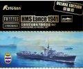 フライホーク[FLYFH1115S]1/700 英海軍駆逐艦ランスデラックス