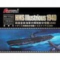 フライホーク[FLYFH1116S]1/700 英海軍空母イラストリアス1940豪華