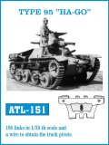 "Friul Model[ATL-151]1/35 TYPE 95 ""HA-GO"""