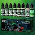 グリーンスタッフワールド[GSWC-10124]Paint Set - Orcs and Goblins