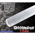 グリーンスタッフワールド[GSW-1625]ローリングピン(丸石の舗石) 15mm