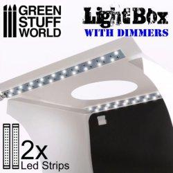 画像3: グリーンスタッフワールド[GSWD-1684]LED付ボックス撮影ブース