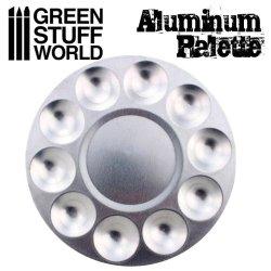 画像1: グリーンスタッフワールド[GSWD-1694]アルミニウムパレット(10穴)