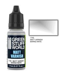 画像1: グリーンスタッフワールド[GSWC-1745]水溶性アクリル塗装仕上げ剤 マットバニッシュ