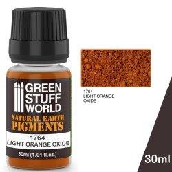 画像1: グリーンスタッフワールド[GSWC-1764]ピグメント ライトオレンジオキシド