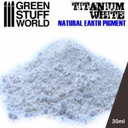 画像2: グリーンスタッフワールド[GSWC-1771]ピグメント チタニウムホワイト