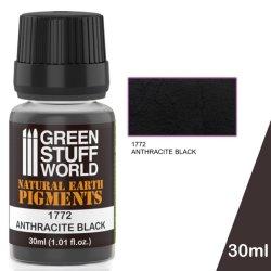 画像1: グリーンスタッフワールド[GSWC-1772]ピグメント アントラサイトブラック