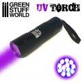 グリーンスタッフワールド[GSWD-1909]工具 LED式UV投射ライト