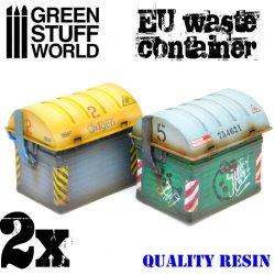 画像2: グリーンスタッフワールド[GSWD-1976]EU廃棄物収容コンテナ